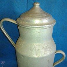 Vintage: LECHERA DE ALUMNIO 15L. Lote 48648579