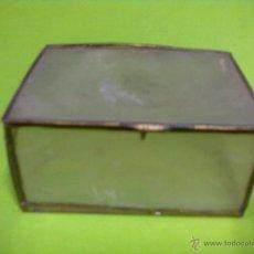Vintage: CAJITA JOYERO FINO NACAR. Lote 48742493