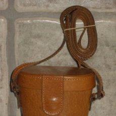Vintage: PEQUEÑA FUNDA,BOLSO DE CUERO O PIEL LEGITIMA.. Lote 113887494