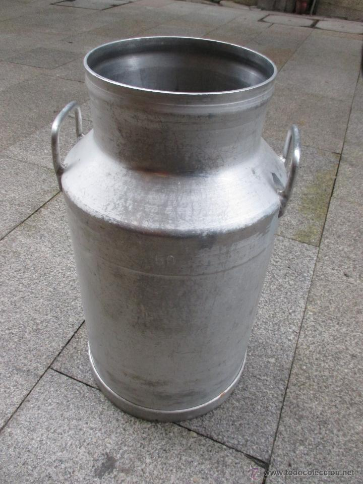 antigua lechera aluminio litros aos limpia sin abolladuras info