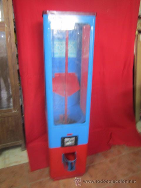 Vintage: Máquina expendedora de bolas para niños. - Foto 2 - 49178991