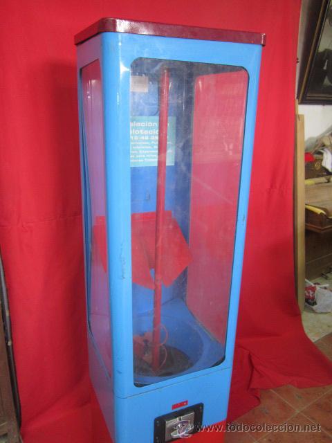 Vintage: Máquina expendedora de bolas para niños. - Foto 3 - 49178991