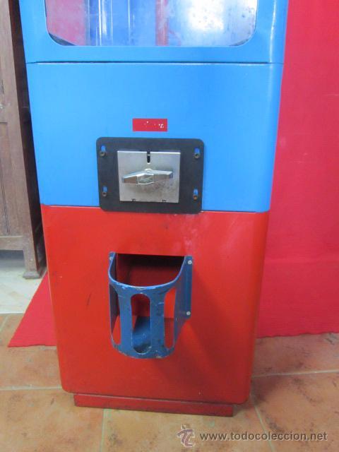 Vintage: Máquina expendedora de bolas para niños. - Foto 6 - 49178991