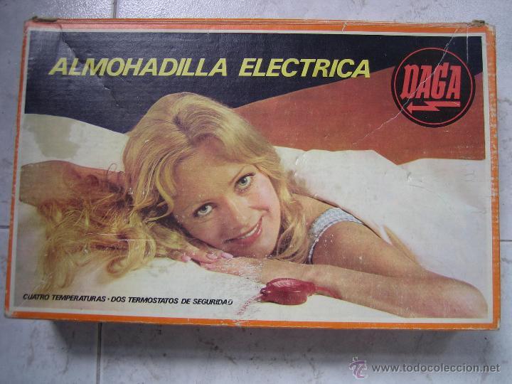 almohadilla eléctrica antigua daga   Comprar en todocoleccion