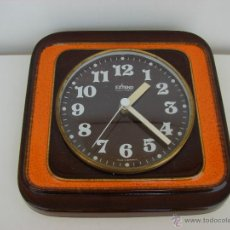 Vintage: RELOJ DE COCINA DE CERAMICA. MADE IN GERMANY. Lote 53751912