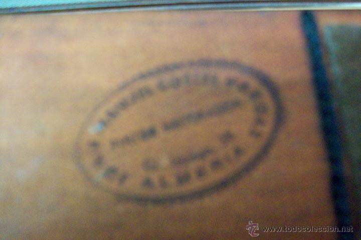 Vintage: ANTIGUO PORTA LAPICES-ALMERIA - Foto 5 - 49335576
