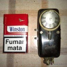 Vintage: REGULADOR TERMOSTATO ANTIGUO DANFOSS. Lote 49731874