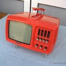 Vintage: TELEVISOR PORTATIL MINI VIDE. Lote 49895880