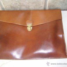 Vintage: ANTIGUA CARTERA DE DOCUMENTOS.. Lote 49922107