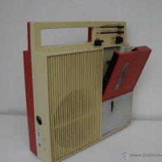 Vintage: GRABADOR REPRODUCTOR LAVIS. CASSETTE 1002. AÑOS 70. VINTAGE ORIGINAL. Lote 62132787