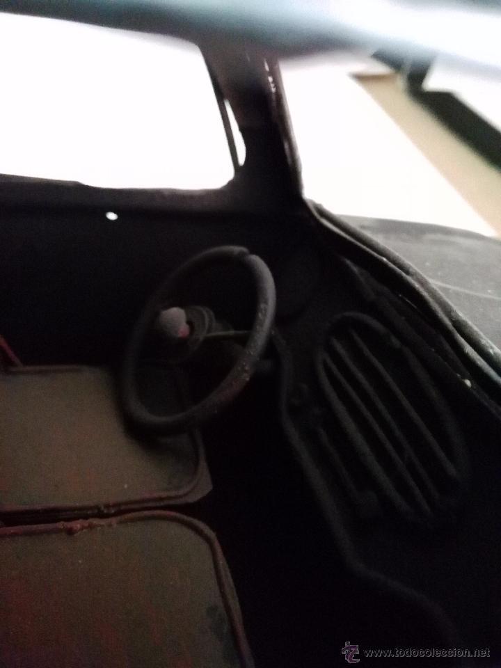 Vintage: Volkswagen Beetle 32,5 cm x 12 cm x 13 cm metal decoración - Foto 12 - 50034934