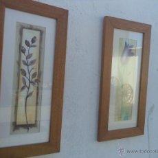 Vintage: 2 CUADROS LAMINAS. Lote 50183810