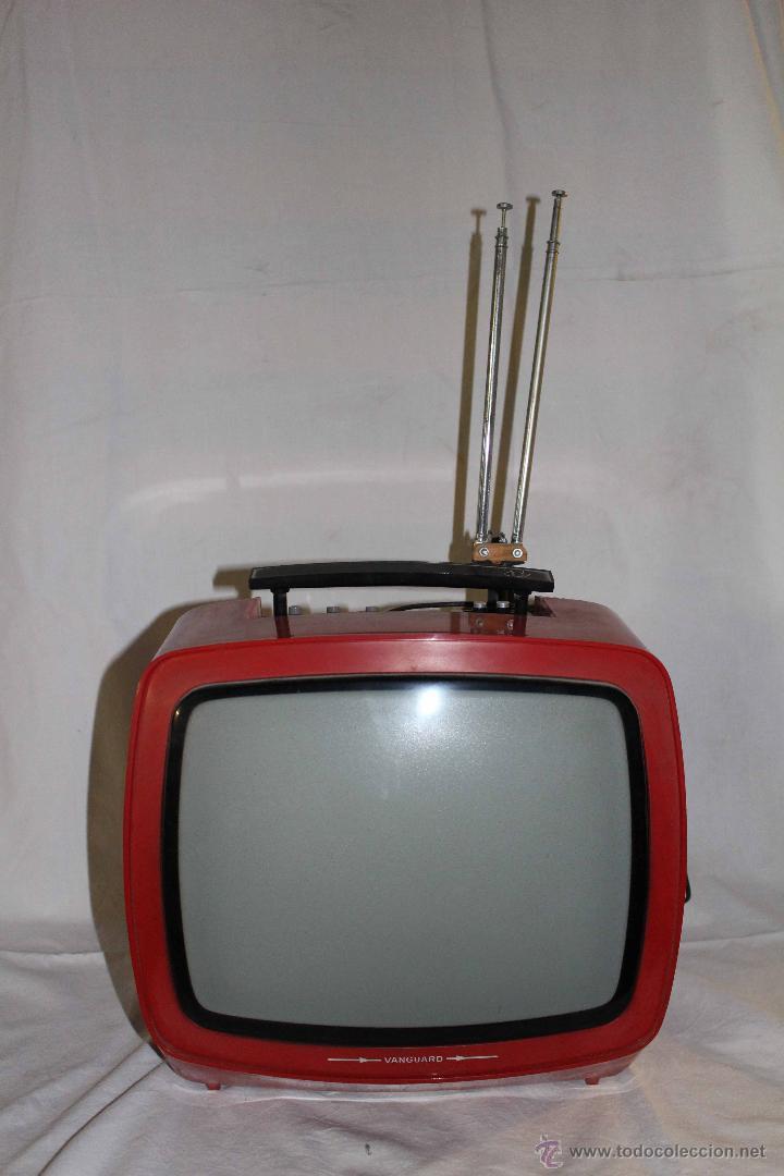 TELEVISOR VANGUARD (Vintage - Varios)