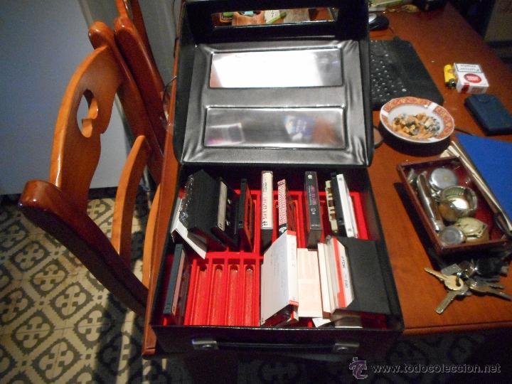 Vintage: maletin casete vintage - Foto 3 - 50247582