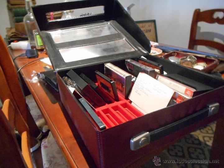Vintage: maletin casete vintage - Foto 4 - 50247582