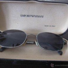 Vintage: GAFAS EMPORIO ARMANI AÑOS 70 GRADUADAS. Lote 50865916