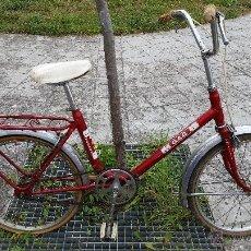 Vintage: BICICLETA GAC ANTIGUA DE EIBAR PARA ADULTOS,AÑOS 70 APROX. Lote 222230287