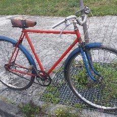 Vintage: BICICLETA ANTIGUA MODELO GRANDE DE RUEDA 700. Lote 50933665