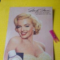 Vintage: PLACA MARILY7N, IMPECABLE Y DIFICIL DE ENCONTRAR . COMO NUEVA. EN OFERTA. Lote 51106253
