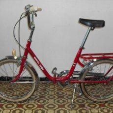 Vintage: BICICLETA RABASA DERBI AÑOS 70'S. Lote 254597815