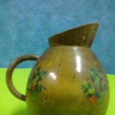 Vintage: JARRA PALILLERO MADERA. Lote 51423415