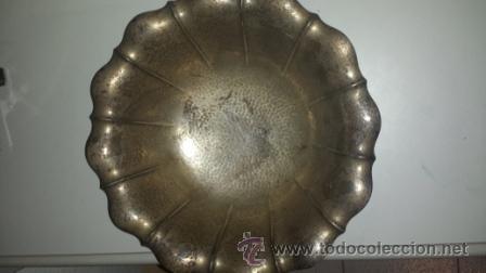 Vintage: CENTRO MESA METAL - Foto 5 - 51457808