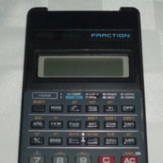 Vintage: CALCULADORA CASIO FX-82SUPER FRACTION. Lote 51735783