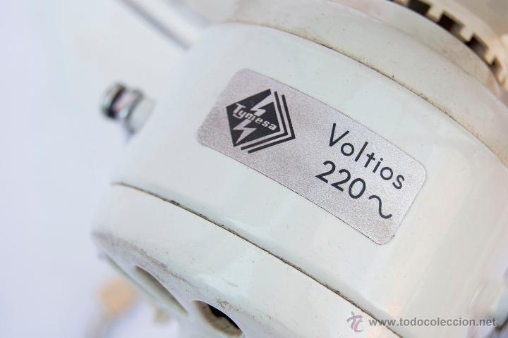 Vintage: Ventilador Tymesa. Años 60 - Foto 3 - 51779983