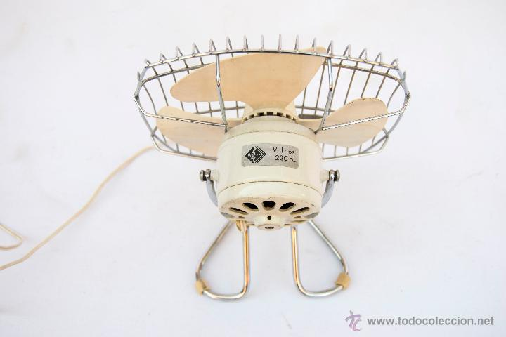 Vintage: Ventilador Tymesa. Años 60 - Foto 4 - 51779983