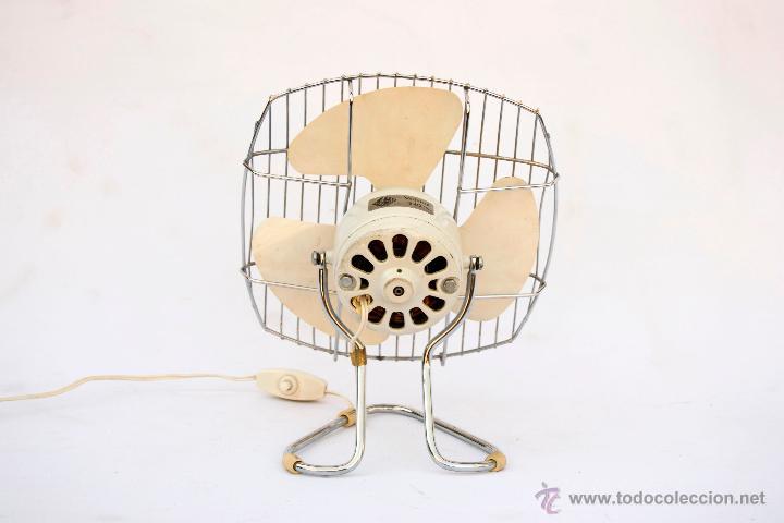 Vintage: Ventilador Tymesa. Años 60 - Foto 5 - 51779983