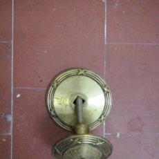 Vintage: TIRADOR DE PUERTA METALICO. Lote 51784679