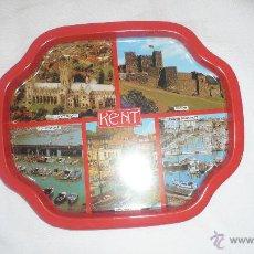 Vintage: BANDEJA INGLESA SIN ESTENAR. Lote 52151012
