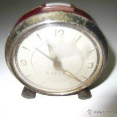 Vintage: RELOJ DESPERTADOR . Lote 52554351