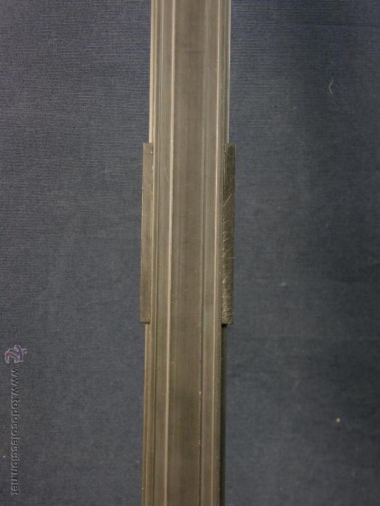 Vintage: calendario de colgar numeración mes visor deslizante 48,5x2,5cms - Foto 7 - 52643982