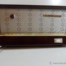 Vintage: ANTIGUO ESTABILIZADOR DE TENSION ALCER. Lote 52704163