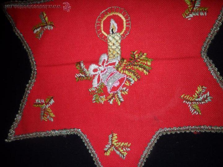 Vintage: Tres tapetes de Navidad - Foto 7 - 52867355
