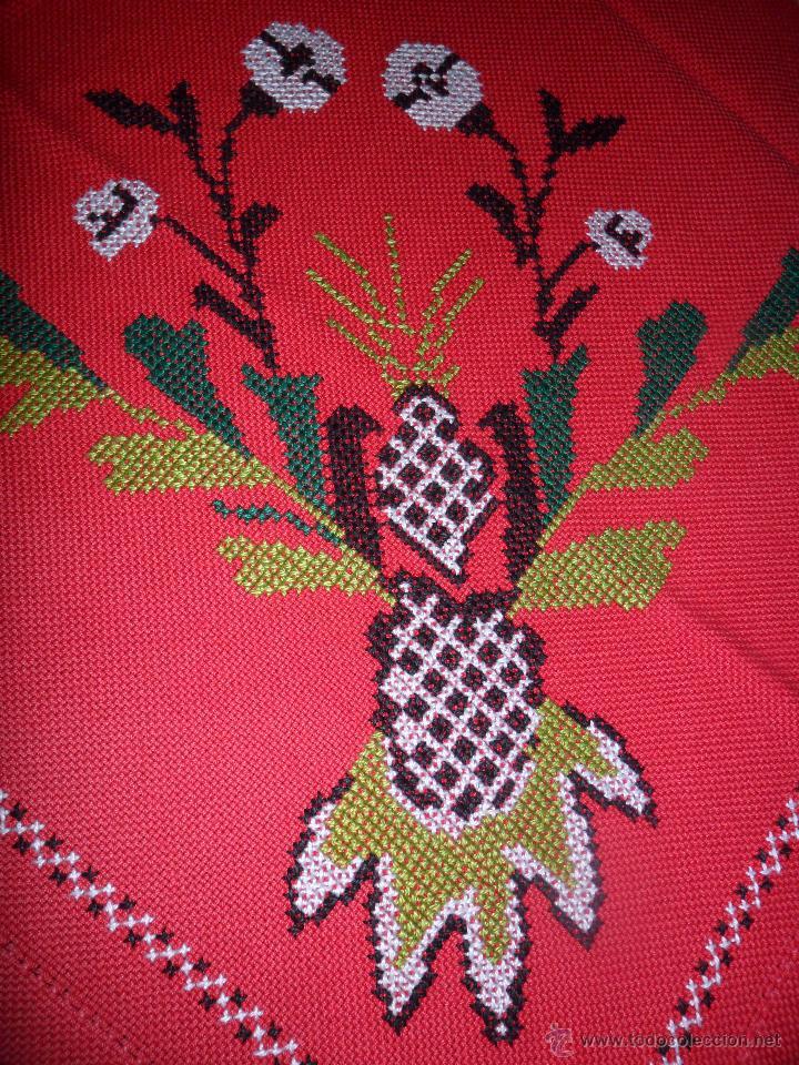 Vintage: Mantel de Navidad - Foto 3 - 52897195