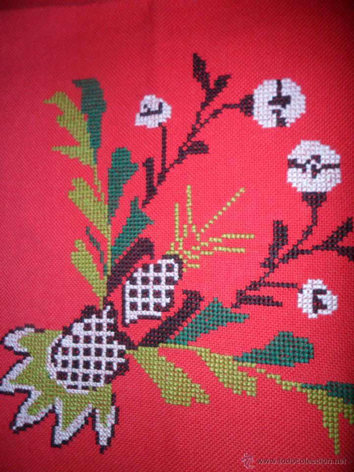 Vintage: Mantel de Navidad - Foto 4 - 52897195
