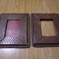 Vintage: LOTE DE 2 MARCOS ANTIGUOS. Lote 52937199