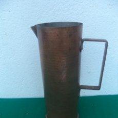 Vintage: JARRA DE COBRE. Lote 53147957