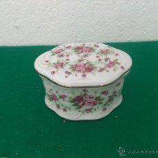 Vintage: CAJA DE PORCELANA LIMOGES. Lote 53148373