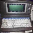 Vintage: ORNENADOR ANTIGUO TRADUCTOR DICCIONARIO ELECTRONICO IDIOMAS. Lote 53210897