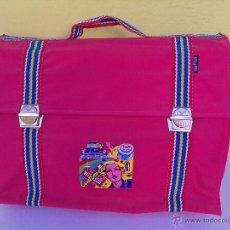 Vintage: CARTERA ESCOLAR AÑOS 70/80 VINTAGE - SAFTA - NUEVA. Lote 53242103