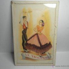 Vintage: CUADRO BALLET EL SOMBRERO DE TRES PICOS - LE TRICORNE. Lote 53258208