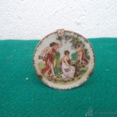 Vintage: MINI PLATO. Lote 53302880