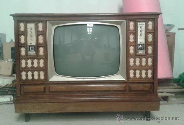 mueble televisor aos 60 inter tvr 291 vintage varios - Mueble Televisor