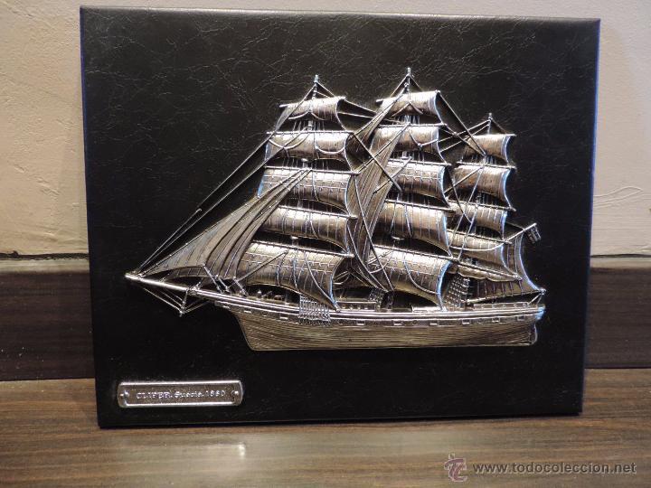 Cuadro barco cliper suecia 1860 coleccion d comprar for Cuadros decoracion zaragoza