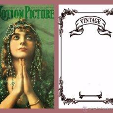 Vintage: TARJETAS PUBLICIDAD VINTAGE 9X6CM COLECIONABLES -7. Lote 194337790