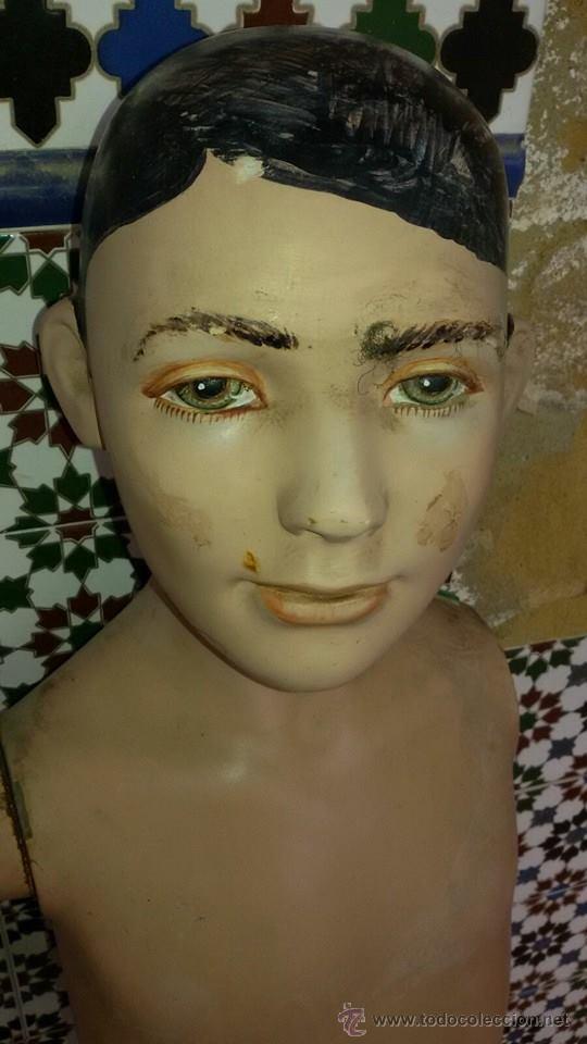 Vintage: maniqui antiguo - Foto 5 - 53583571