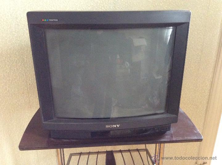 TELEVISIÓN SONY (Vintage - Varios)